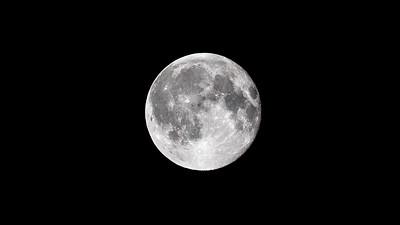 The April 5th, 2015 Morning Moonlight